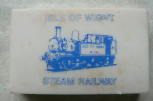 VINTAGE 197080039s ERASER  RUBBER  ISLE OF WIGHT STEAM RAILWAY -  Wiltshire, United Kingdom - VINTAGE 197080039s ERASER  RUBBER  ISLE OF WIGHT STEAM RAILWAY -  Wiltshire, United Kingdom