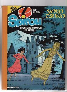 Spirou-Album-N-161-N-2242-con-2253-1981-Molto-Bel-Stato-4e-Piatto