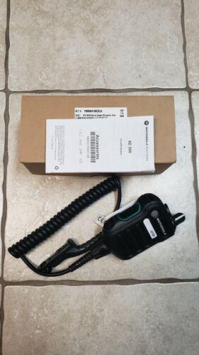 Motorola XE500 PMMN4106CBLK Remote Speaker MIC