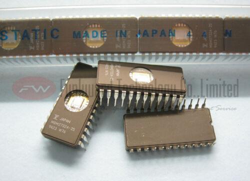 Fujitsu MBM2732A-25 MBM2732A 2732 32KBIT UV EPROM GOLD DIE VERY RARE X 1pc