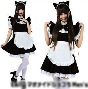 girl Anime costume cat