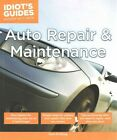 Auto Repair and Maintenance 9781615647620 by Dave Stribling Paperback