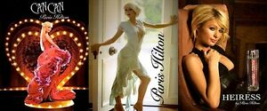 Paris-Hilton-Perfume-1-Promo-Debut-Can-Can-Heiress-Lot-of-3-Different-Parfum
