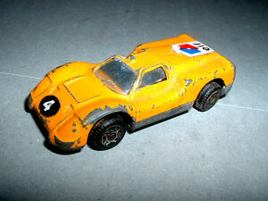 MODEL-1-43-POLITOYS-FORD-GT-J-NY-14-034-MODELLINO-MADE-IN-ITALY