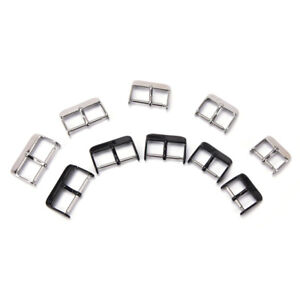 1pc-16-18-20-22-24mm-Stainless-Steel-Needle-Buckle-Parts-Watch-Band-Strap-Clfj