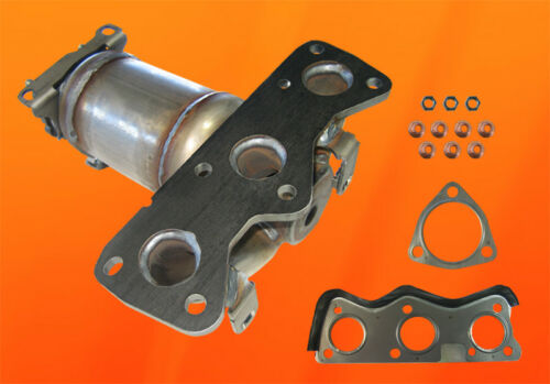 5Z1,5Z3 BMD 40KW 05 Abgaskrümmer Katalysator Krümmerkat VW FOX 1.2