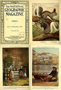 350-RARE-ISSUES-Of-THE-NATIONAL-GEOGRAPHIC-1889-1922-FIRST-34-YEARS-ON-2DVD