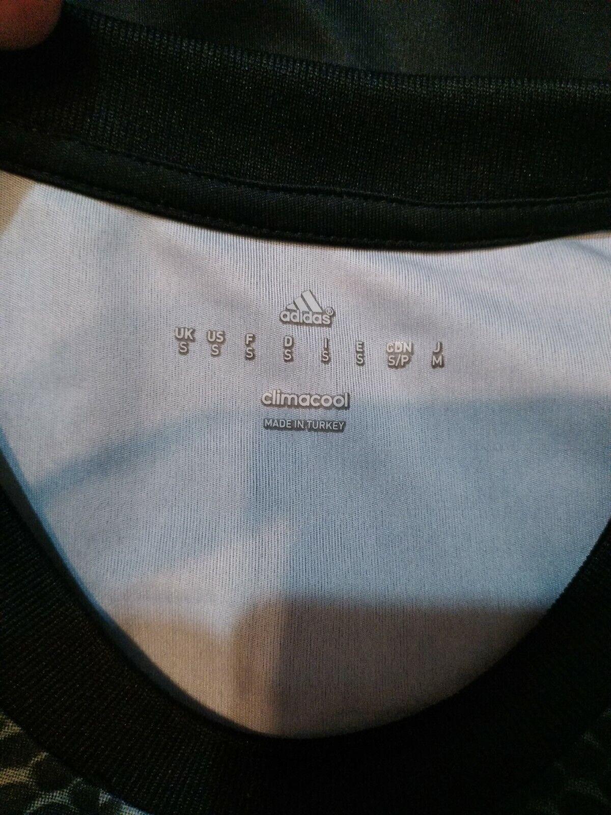 Größe S Besiktas Turkey 2014-2015 2014-2015 2014-2015 Adidas Formotion Goalkeeper Football Shirt a2f8d6