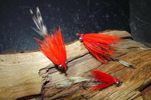 POLAR MAGNUS # 6 Fliegenfischen Meerforelle Saibling Regenbogenforelle Top 3St
