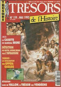 Revue-Tresors-de-l-039-Histoire-N-119-Didier-Audinot-Mai-1995-c4r
