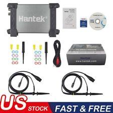 New Listingus Hantek 6022be Storage 2ch Fft Pc Based Digital Oscilloscope Usb 48msas 20mhz