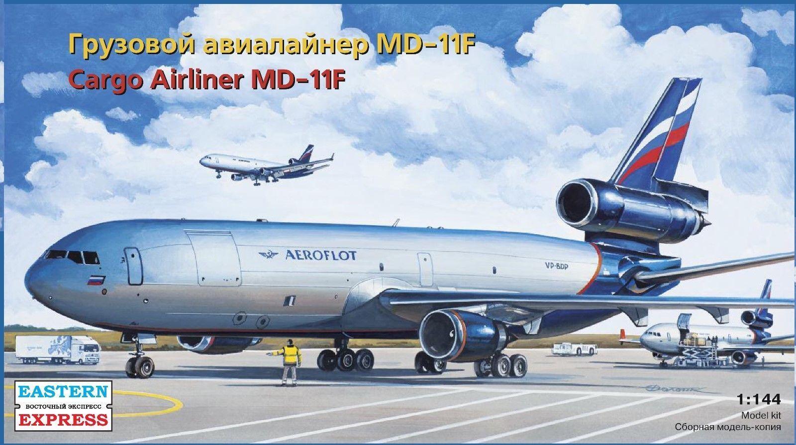 EASTERN EXPRES 144103 bilGO AIRLINER MD -11F SCALmodellllerL KIT 1  144 NY