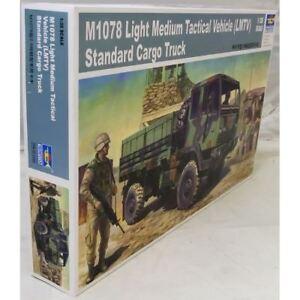 Trumpeter 01004 1:35 M1078 (lmtv) Kit de modèles, modèle en plastique Cargo Tru Ck 9580208010045