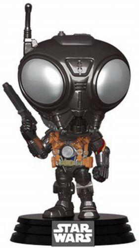 Funko-POP Star Wars Mandalorien-Q90-Incinérateur Stormtrooper NEUF