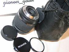 PROMASTER AF ASPHERICAL 28-80mm F/3.5-5.6 LENS for Pentax 35mm slr cameras