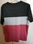 BRAND-NEW-Reph-FIRE-PIT-Tricolour-Striped-T-Shirt-SIZE-M thumbnail 2