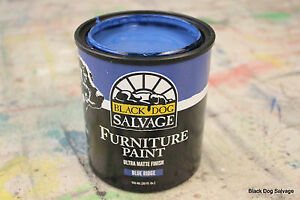 Black Dog Salvage Furniture Paint Blue Ridge Blue Mountain Sky
