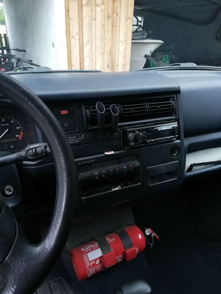 VW Caravelle, 2,5 GL 10prs, Benzin