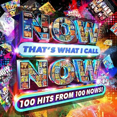 NOW That's What I Call NOW - Various Artists (Box Set) [CD]