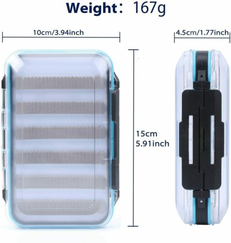 Maxcatch 120 pcs Fly Fishing Flies Kit Assortment Dry//Wet Flies,Nymphs,Streamers
