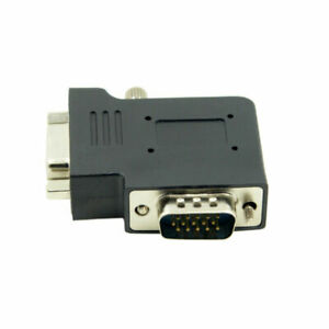 Mini DVI to VGA RGB 15pin Female Cable for 2008 MacBook /& Monitor Projector