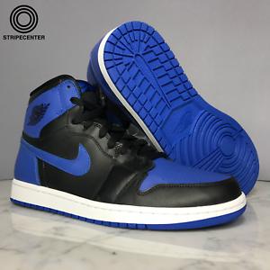 Jordan Retro 555088 085 Azul 'royal' 1 Negro real Air Aq6wdZ1AH