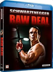 Raw Deal Blu Ray