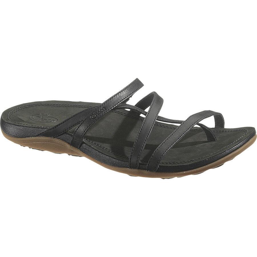 Chaco Cordova Schwarz Slip Komfort Sandalen Damen Größe 6 Neu Neu Neu  | Wonderful  a45349