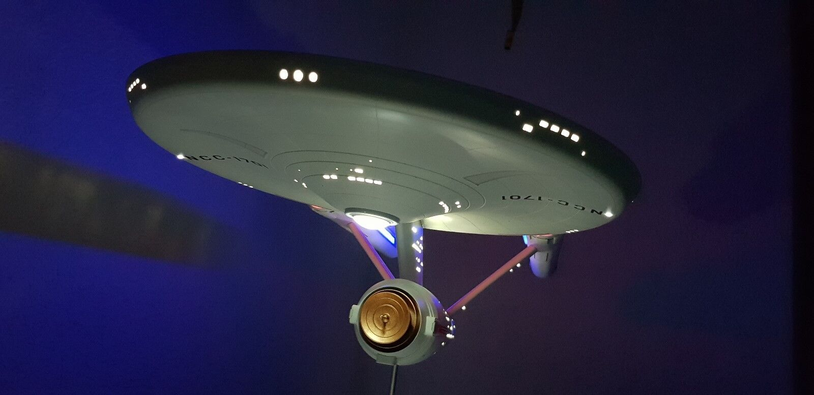 Effect Star Trek LED Lighting kit for TOS U.S.S. Enterprise NCC-1701 1 350