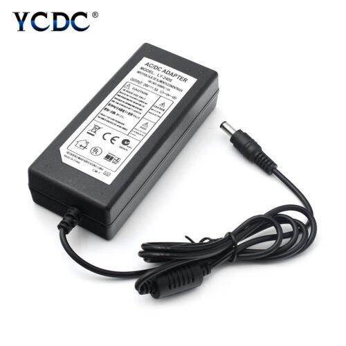AC to DC Chargeur d/'alimentation 100-240V Transformateur 5-24V 1-8A Adaptateur