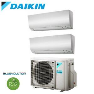 CLIMATIZZATORI-DAIKIN-DUAL-INVERTER-FTXM-BLUEVOLUTION-5000-5000-2MXM40M-2018