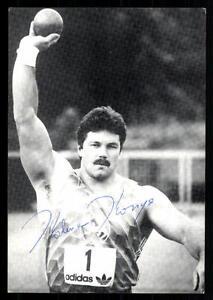 Kalman Konya Autogrammkarte Original Signiert Leichtathletik + A 216190