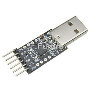 6Pin-USB-2-0-to-TTL-UART-Module-Serial-Converter-CP2102-STC-Replace-FT232