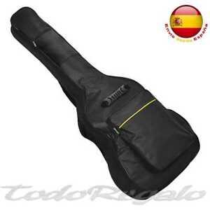 Ociodual 80667 Estuche Blando de Tela para Guitarra Acustica Clasica - Negro