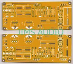 Details about 10W Mosfet pure class A SE amplifier PCB Zen 4 !