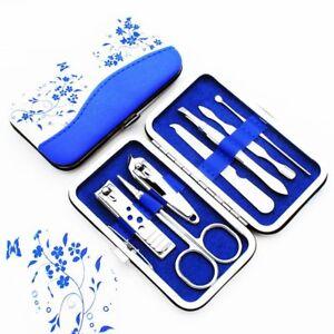 7pcs-Kit-7in1-Manicure-Set-Tools-Pedicure-Scissor-Stainless-Steel-Tweezer