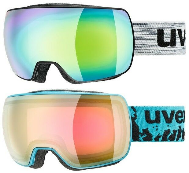 UVEX COMPACT FM FULL MIRROR Skibrille Snowboardbrille Collection 2019 NEU