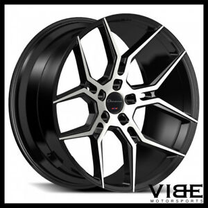 24 giovanna haleb machined concave wheels rims fits chevrolet tahoe 2015 Tahoe Interior Colors image is loading 24 034 giovanna haleb machined concave wheels rims