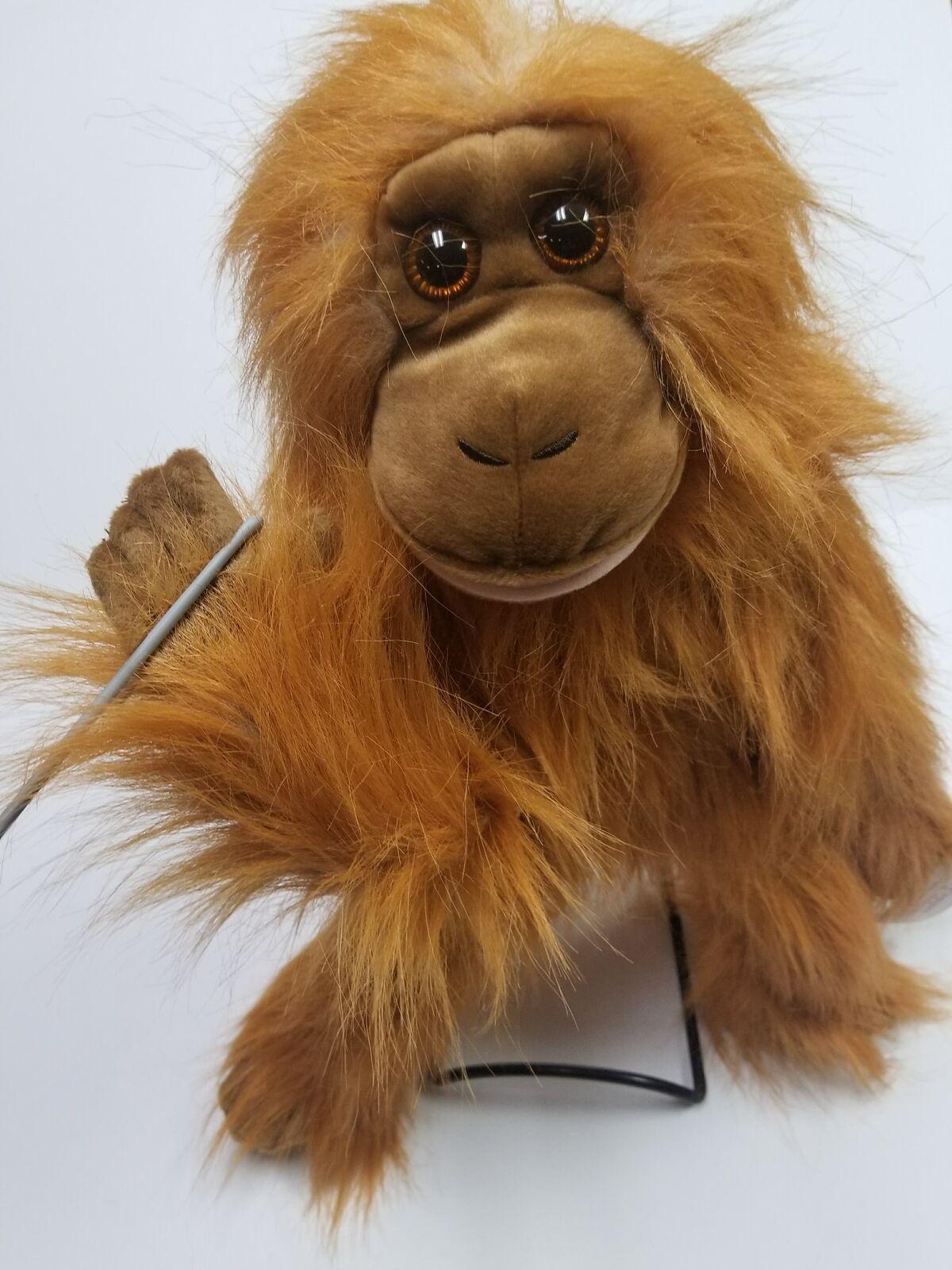 Puppet Company colorful Monkey - Orangutan - Bundle with Arm Rod