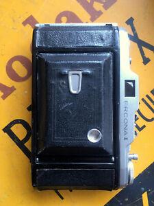 Zeiss-Ikon-Ercona-Klappkamera-Rollfilmkamera-mit-Novonar-Anastigmat-1-4-5-110mm