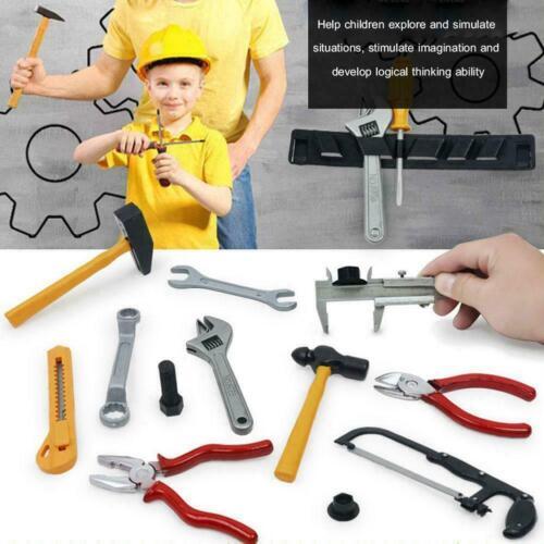 28Pcs Simulation Repair Tools Set Baby Kids Boys Toys Play Set Pretend R5O4