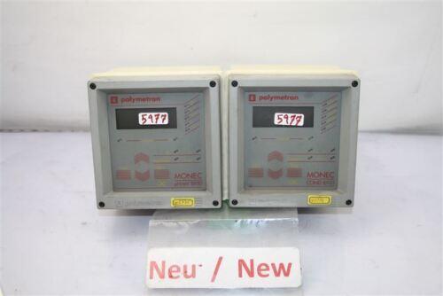 Zellweger POLYMETRON MONEC 8921 ip65 induzione conducibilità sensore