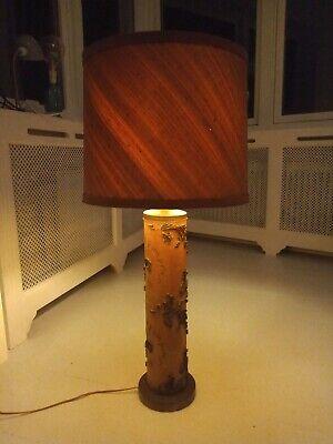Fransk retro lampe fra 40erne Bordlamper København S