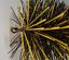 thumbnail 3 - CFC051 250mm/10 inch dia Black/Yellow Polypropylene PRO Flue Brush 200mm long