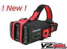 NEW Latest Quanum V2 PRO Goggle Kit & monitor ideal for FPV UK Post