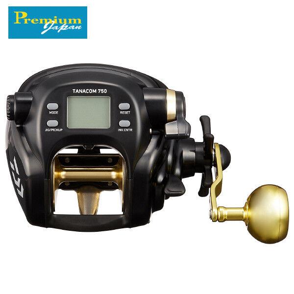 Daiwa TANACON 750 Electronic Fishing Reel Japan Domestic Version New