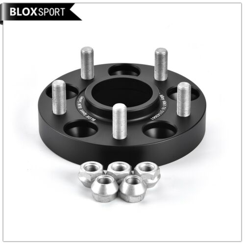 2pcs 30mm Hubcentric Wheel Spacers 5x114.3 64.1 for Honda Acura Tesla model 3