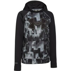Image is loading UNDER-ARMOUR-BOYS-039-STORM-ARMOUR-FLEECE-BIG- a589cf162144