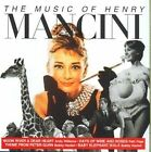 The Music of Henry Mancini [Columbia] by Henry Mancini (CD, Legacy)