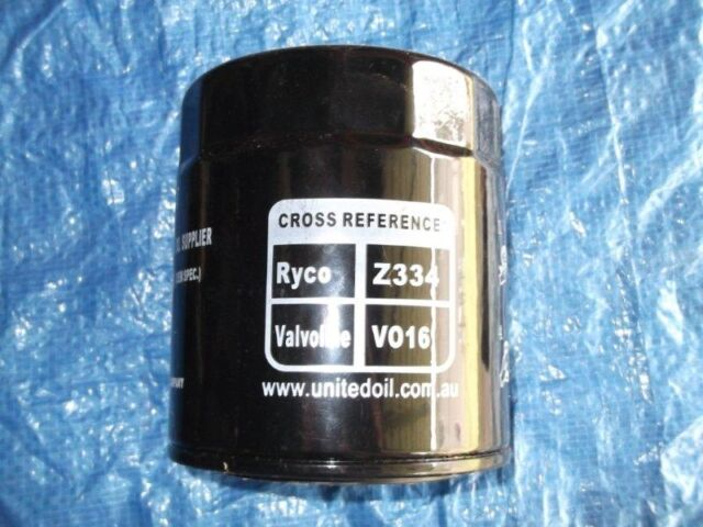 Toyota Landcruiser Oil Filter Z334 ( Postage) Suits 1hz Engines